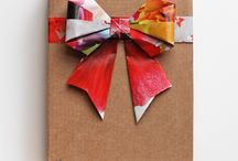 gift ideas and wrapping