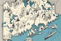 Maps/Diagrams