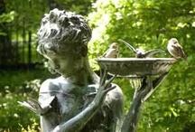 Statue ornament