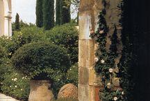 the garden..ideas...