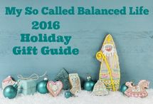 2016 Holiday Gift Guide / Find the latest gift ideas for holiday gift giving.