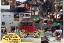 CM16033 Discover the Murray / 2-5 July 2016 ( 4 Days / 3 Nights )
