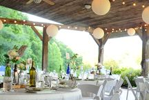 Rustic Wedding Venues / Campgrounds and other rustic wedding venues in Virginia