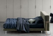 Doze bed by Flou / Comfort and elegance. Our bed Doze