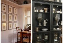Family Treasures display ideas