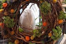 podzimní výzdoba