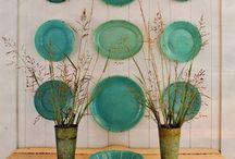 Color: Jade, celadon, turquoise...