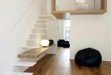 Escadas - Stairs / Seleção de inspirações de design para escadas. A selection of inspirations to design a staircase.