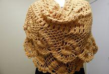 Chal, bufanda, poncho, scarf, scialle sciarpa  sjal, scarf, virka och sticka  ショール、ポンチョスカーフ、 / ニットかぎ針編み,  stickade virkade, de punto de ganchillo, вязаный крючком, шали, пончо шаль шарф