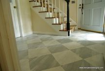 chalk paint floors & furnishings