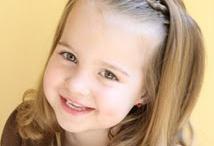 Little Miss Cute Hair / by Gina Stratton