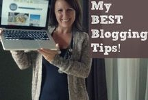 Tips and tricks / Helpful tips for blogging, saving and budgeting and more!