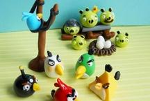 Angry Birds / by Tonya Vila