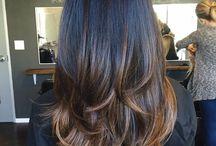 Sandra hair
