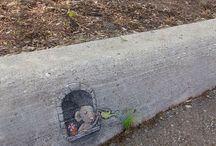 Street art / Graffiti / Streetart