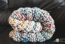 CROCHET-THICK & CHUNKY BLANKETS