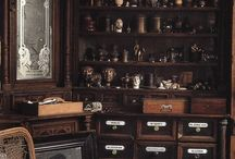 Collector's cabinets