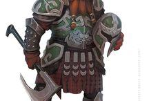 RPG Inspiration Dwarves