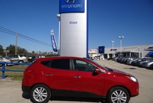 SOLD!! 2013 Hyundai Tucson #5305 / **Rebates applied: $1500 purchase option $500 valued owner coupon $500 military rebate First time buyer and college grads welcomed  Rebates have been applied. Please call our Internet Sales Team at 985-641-0671 for details!