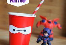 Baymax birthday party ideas