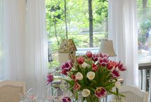 Tablescapes / The landscape of a gorgeous and inviting table. / by Mary W Randolph