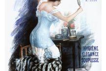 corset 1910