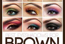 Eyes shadowS