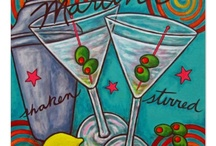 Martini Poster / Posters