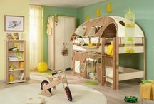 Cool Beds for Kids / We found some very cool beds for little people. / by Kids Can Press