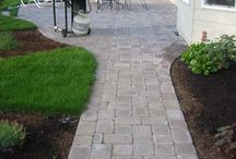 Front path - our new home / Footpath ideas for new home