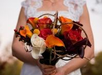 Autumn weddings / A look at bouquets and flowers we've done for autumn weddings.