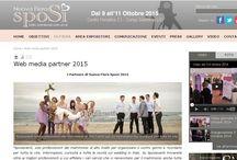 partner / i siti partner in cui ci è presente un banner di Sposieventi
