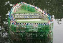bottle boat