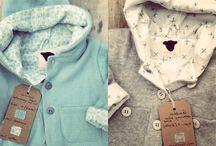 Lambsie / Exclusive, handmade baby coats