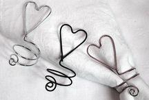 servett ringar