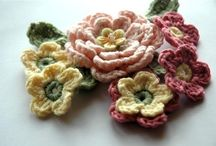 crocheting  / by Adorie's Designs