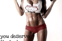 fitness / by Kristan Evans