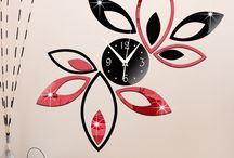 Artistic Wall Clocks