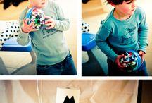 Kids Birthday Party Ideas / by Susanna Romero-Reiss