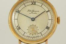 Our Watches - J W Benson Range
