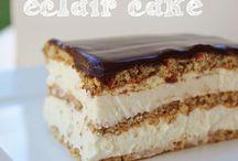 Zákusky/Desserts