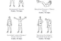 Full body edzés