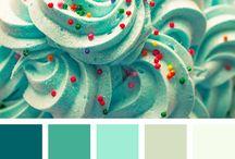 мятный цвет