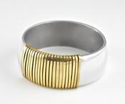 Aluminum Earrings - Other Designers
