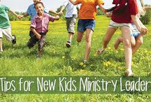 KIDMIN / Ministry help and ideas / by Bokbok