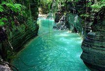 Rieky a vodné plochy