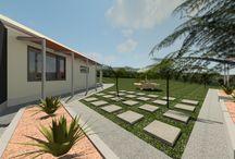 Concept - V House