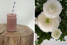 Kolde drikke / Opskrifter på smoothies, juice og safter