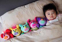 Lu Baby CB / Este tablero indica las cosas que nos gustan para nuestro bebé.