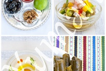 Hot and Cold Mazze / by Yumah Catering